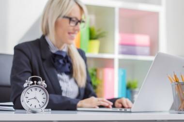 Ewidencja czasu pracy przy pomocy systemu RCP