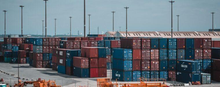 port z kontenerami
